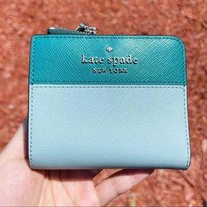 Kate Spade ♠️ L-Zip Bifold Wallet